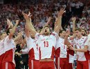 Волейболисты сборной Польши