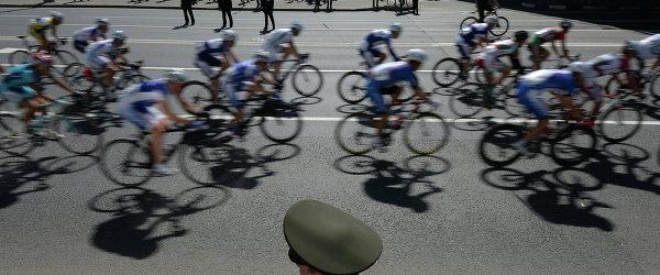Велоспорт на шоссе