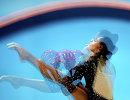 Художественная гимнастика. Архивное фото