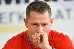 Главный тренер сборных команд России по легкой атлетике Юрий Борзаковский