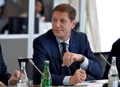 Президент Олимпийского комитета России Александр Жуков