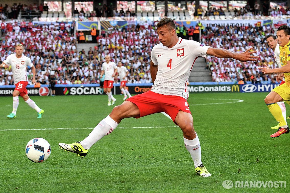 Защитник сборной Польши Тиаго Ционек
