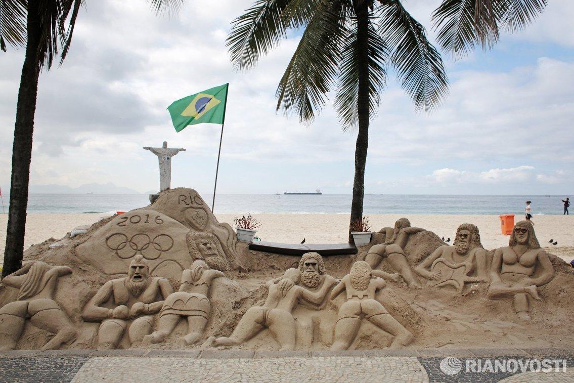 Подготовка Рио-де-Жанейро к Летним Олимпийским играм 2016