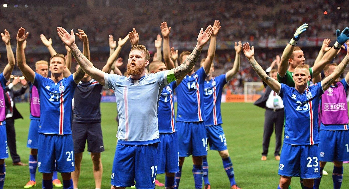В Исландии спустя 9 месяцев после Евро-2016 установлен рекорд рождаемости