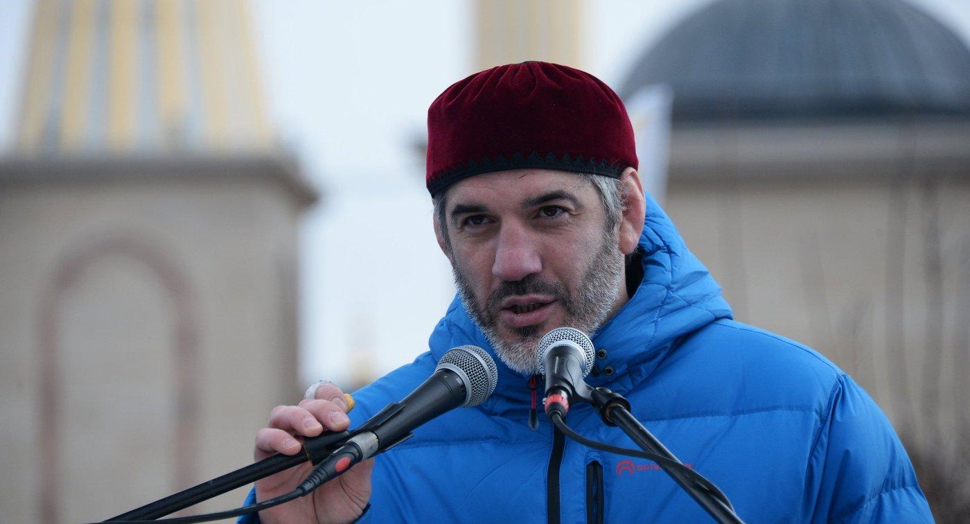 Трехкратный олимпийский чемпион по вольной борьбе Бувайсар Сайтиев