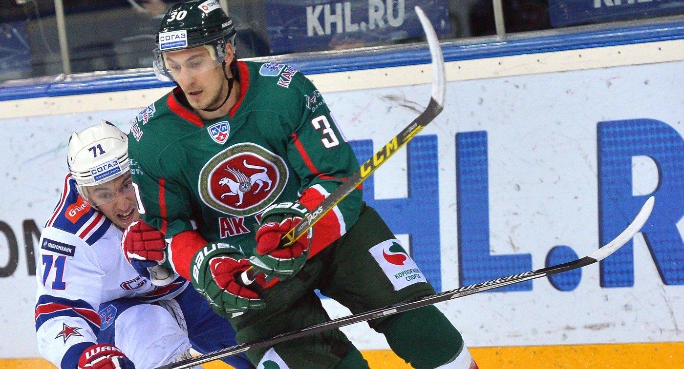 Прогноз на КХЛ: СКА – Амур – 2 ноября 2018 года