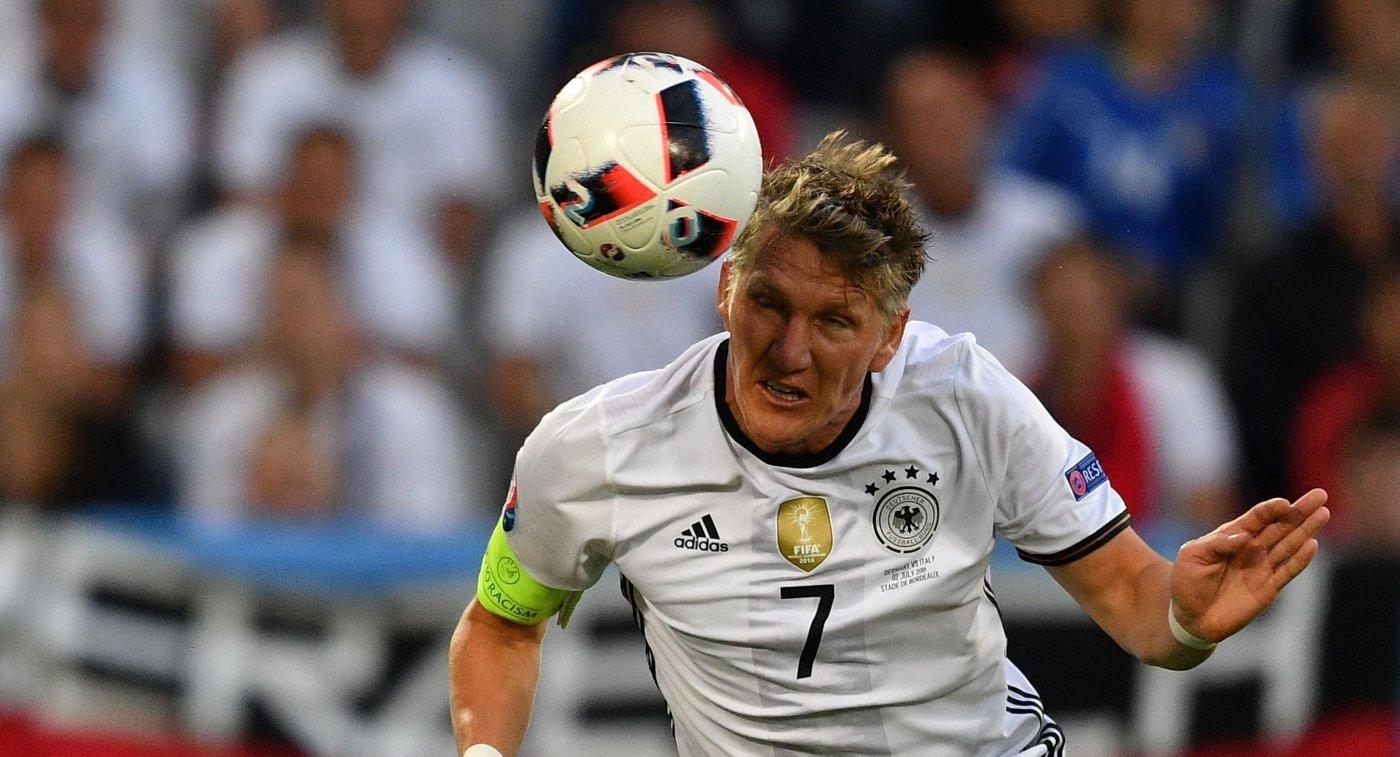 Все новости немецкого футбола