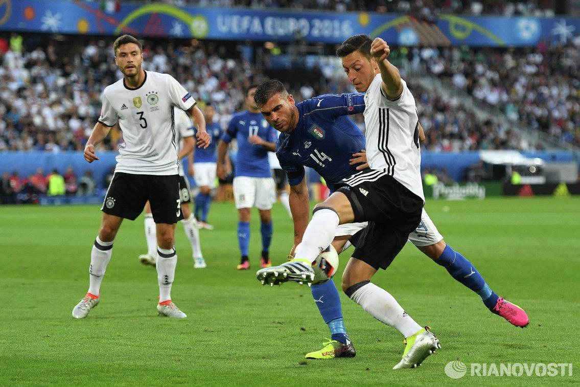 футбол че 2016 германия италия свежий воздух, так