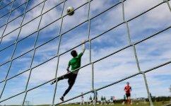 Футбольная лихорадка в Исландии