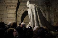 Католическая Страстная пятница в Париже