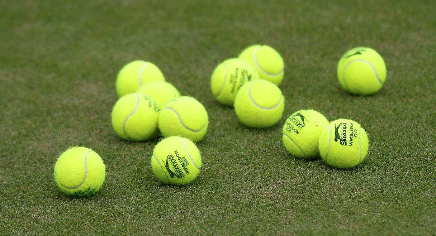 Теннисные мячи Уимблдона