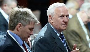 Алексей Сорокин (слева) и Вячеслав Колосков