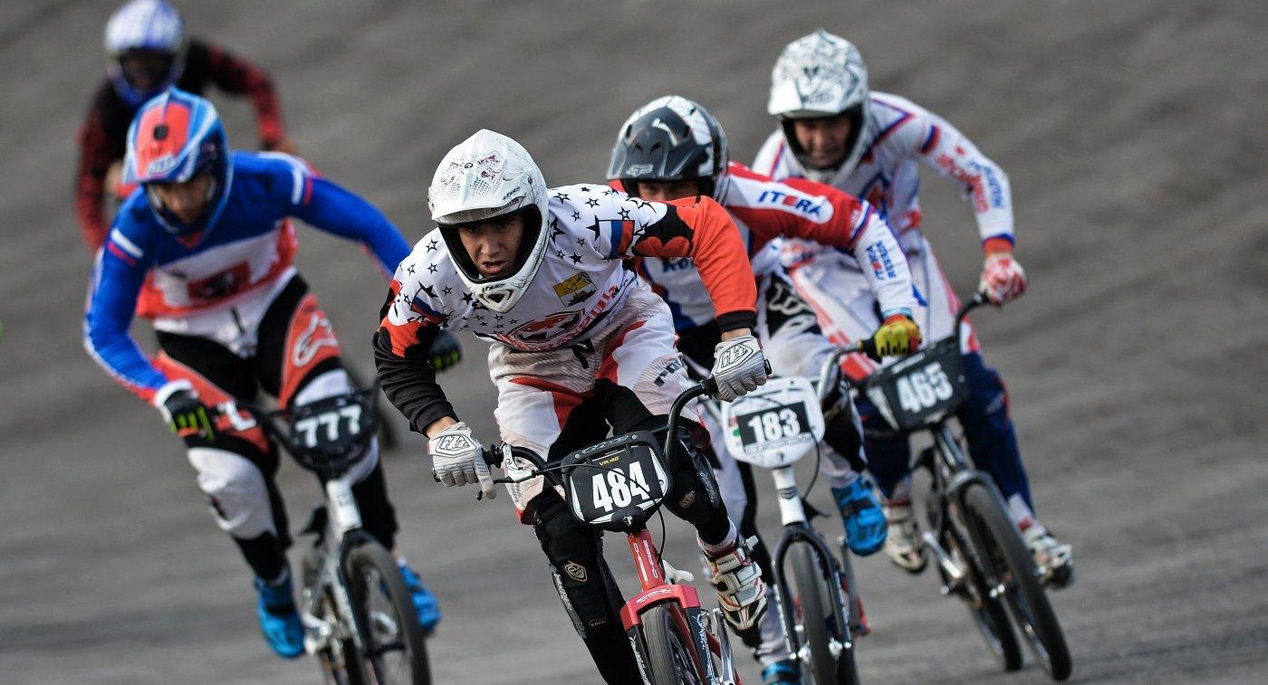 Казанец Ирек Ризаев стал чемпионом Российской Федерации волимпийской дисциплине велоспорта