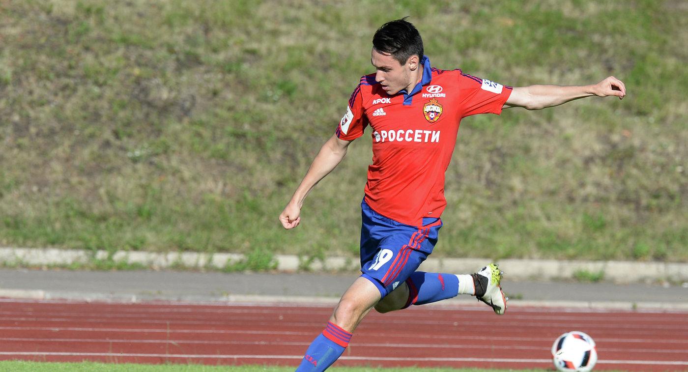 Караваев может перейти в«Локомотив»