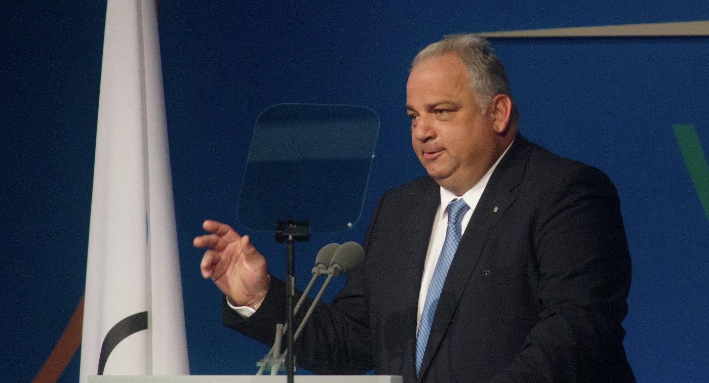 Президент Объединенного мира борьбы Ненад Лалович избран висполком МОК