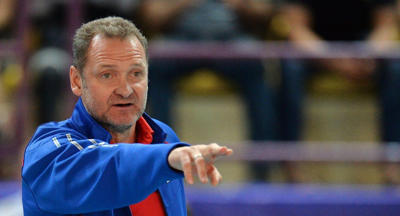 Воронков возглавил новый женский волейбольный клуб изКалининграда