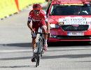 Испанский велогонщик Катюши Хоаким Родригес