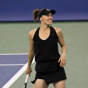 Курникова и Хингис проиграли в показательном матче ветеранам тенниса Кэшу и Уиландеру